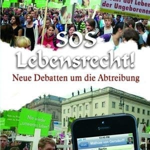 Buchcover SOS Lebensrecht
