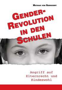 Cover Buch : Gender-Revolution in den Schulen
