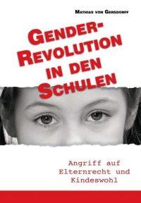 Cover Buch : Gender-Revolution in den Schulen